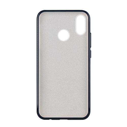 Wozinsky Glitter Case błyszczące etui pokrowiec z brokatem Samsung Galaxy A30/A50 czarny