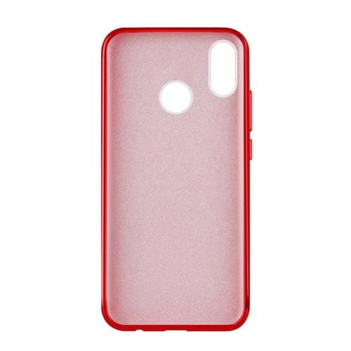 Wozinsky Glitter Case błyszczące etui pokrowiec z brokatem Samsung Galaxy A9 2018 A920 czerwony